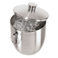 Stainless 3.5 Liter Ice Bucket