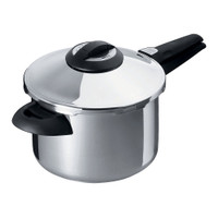Kuhn Rikon 5-quart Duromatic Top Model Sauce Pan Pressure Cooker