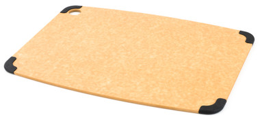 Epicurean Natural with Slate Feet Non-Stick 18 x 13 Cutting Board