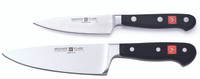 Wusthof Classic Two Piece Extra Wide Chef Set