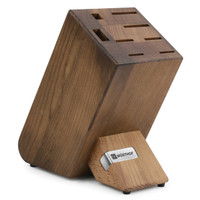 Wusthof 8-Slot Thermo Beechwood Block