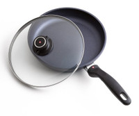 Swiss Diamond HD Non-Stick Frypan with Lid