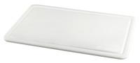 Wusthof 11.5 x 17.5'' White Poly Cutting Board