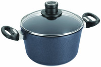 Woll Diamond Plus Irregular 3.2 qt. Soup Pot with Lid