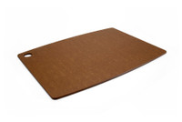 "Epicurean Irregular 18"" x 13"" Cutting Board - Nutmeg"