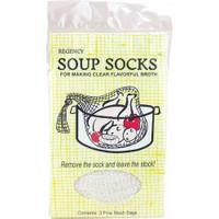 Regency Soup Socks - Set of 3