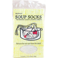 Regency Soup Socks - Set of 3