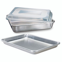 Nordic Ware 3 Piece Baking Pan Set