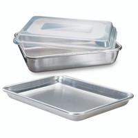 Nordic Ware 3 Piece Baking Pan Set