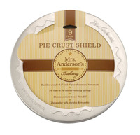 Mrs. Anderson's Pie Crust Shield, 9 inch
