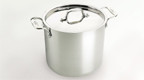 All-Clad Stainless Irregular 7 qt Stock Pot with Lid