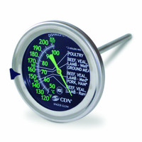 CDN Ovenproof Meat Thermometer - Glow