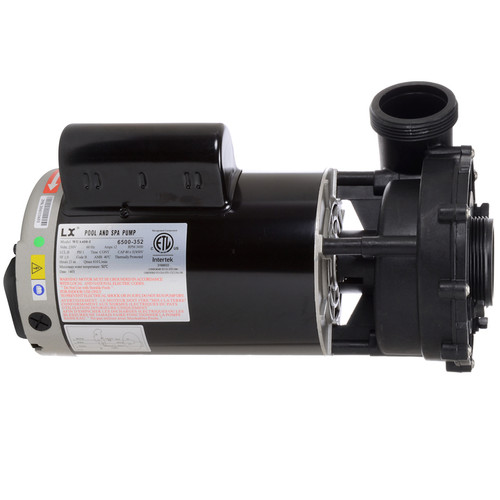 6500-367, 6500-352, 6500-363 Jacuzzi Hot Tub Sundance Spa Pump Side