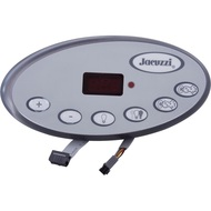 Jacuzzi 2600-328 J-300 Collection Topside Control Panel