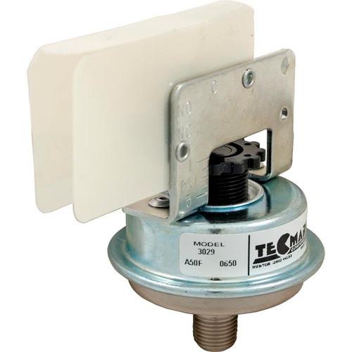 Universal adjustable pressure switch: 1 psi, 2 psi, 3 psi, 4 psi, 5 psi