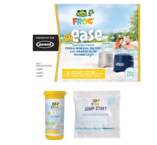 Jacuzzi At Ease Spa Frog Kit 6473-294