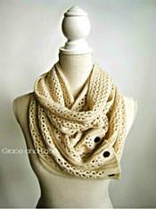 Nellie Knit Scarf