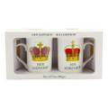 Ladyship & Lordship Mug Pair