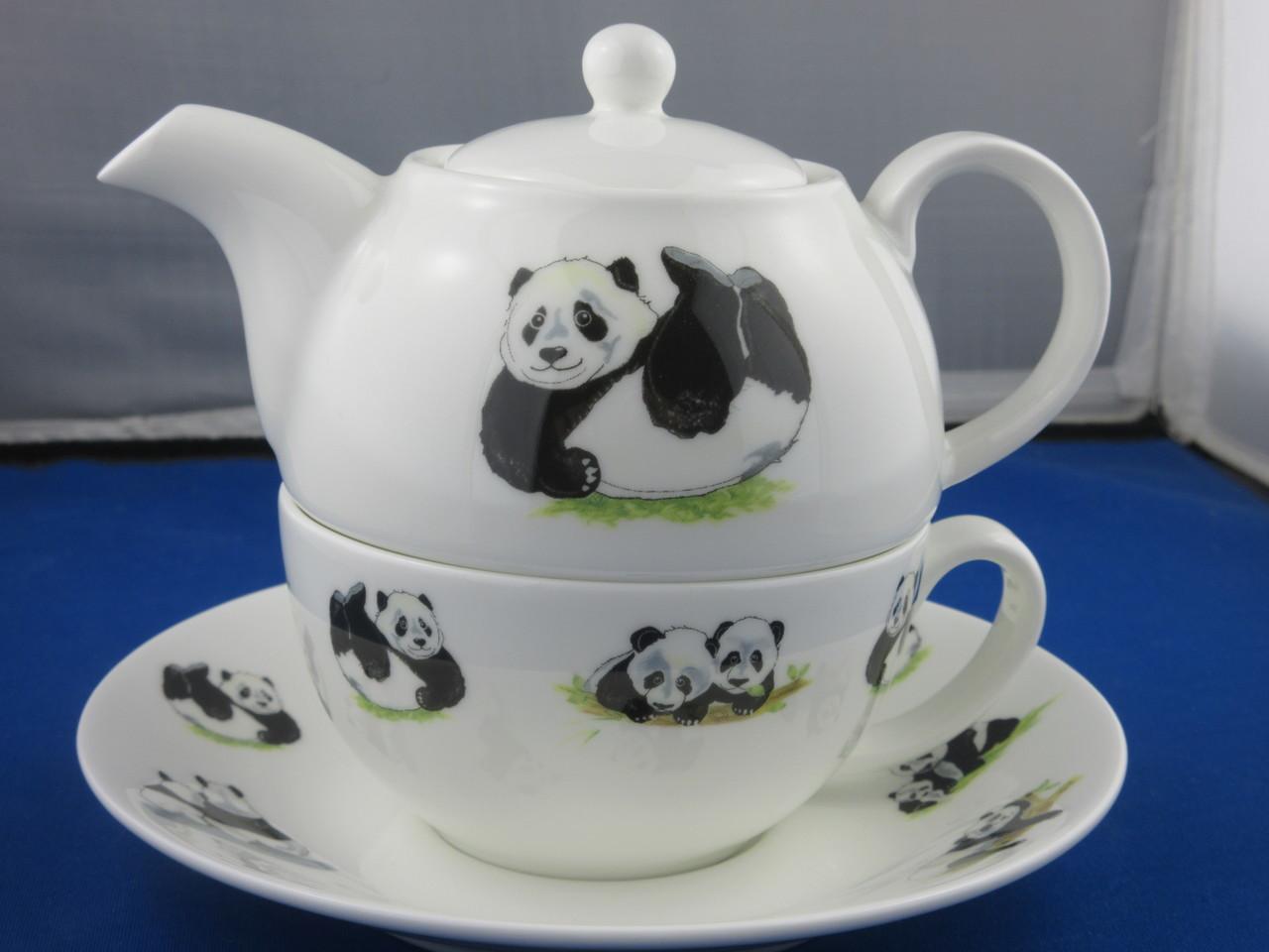 Panda Tea For One - Magpie Marketing