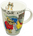Animal Fashions Cat Mug