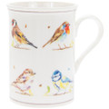 Country Life Birds  Mug, 4 x 6 left