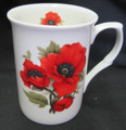 Autumn Poppy Mug