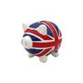 Union Jack Piggy  Bank, 11 left