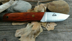 Landi Knives - PSK - Cocobolo Wood A - A2 Steel