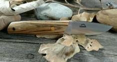 Landi Knives - PSK - Zebra Wood - A2 Steel