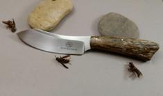 Arno Bernard Knives - Scavenger Series - Wasp - Giraffe Bone Handles