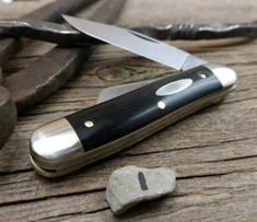Tidioute - Calf Roper - Gabon Ebony Wood Handles-1