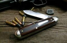 GEC - Tidioute - #78 American Jack - Cocobolo Wood - 10