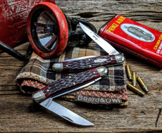 Great Eastern Cutlery -Northfield- Possum Skinner - Elderberry Jig Bone