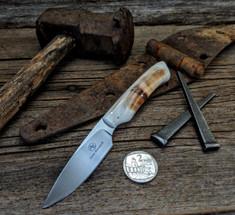 Arno Bernard Knives - Bushbaby Series - Galago - Warthog Ivory Tusk Handles  - 2