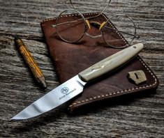 Arno Bernard Knives - PH Series - Marabou - Warthog Tusk Handles - 1