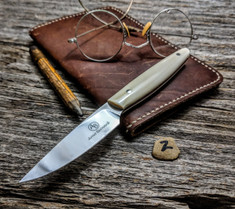 Arno Bernard Knives - PH Series - Marabou - Warthog Tusk Handles - 2