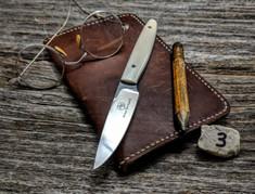 Arno Bernard Knives - PH Series - Marabou - Warthog Tusk Handles - 3