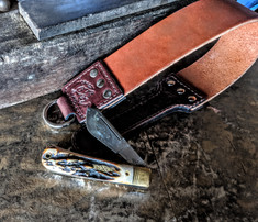 Great Eastern Cutlery - Carbon Steel Licker - Leather Strop - NEW