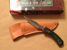 Bear and Son - Ergonomic Caper - Camo Wood