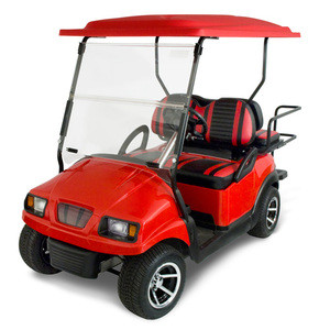 Club Car Precedent Phantom Body Set With Standard Light