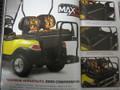 Elite Max 5 Fold Away Rear Seat