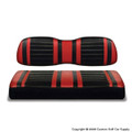 Red & Black Extreme Seat Cushions