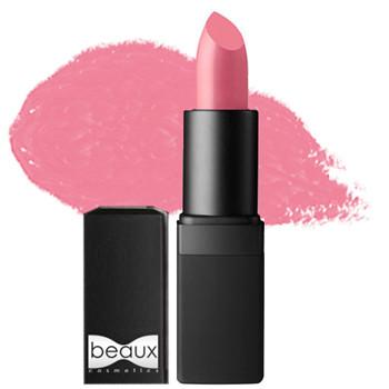 matte muted pink