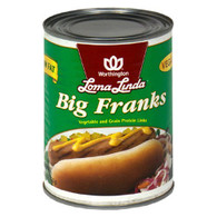 LOMA LINDA LOW FAT BIG FRANKS 20 oz
