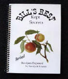 Bill's Best Kept Secrets Vegetarian Cook Book
