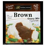 MAYACAMAS BROWN GRAVY MIX - VEGETARIAN 0.75 oz