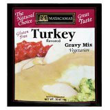 MAYACAMAS TURKEY GRAVY MIX - VEGETARIAN 0.75 oz