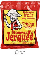 "STONEWALL'S JERQUEE ORIGINAL ""WILD""  1.5 oz single pckt"