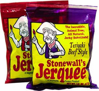 Stonewall's Jerquee Teriyaki Beef 1.5 oz single pckt