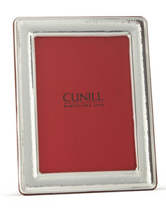 CUNILL Sterling Silver Blacksmith 4x6 Picture Frame